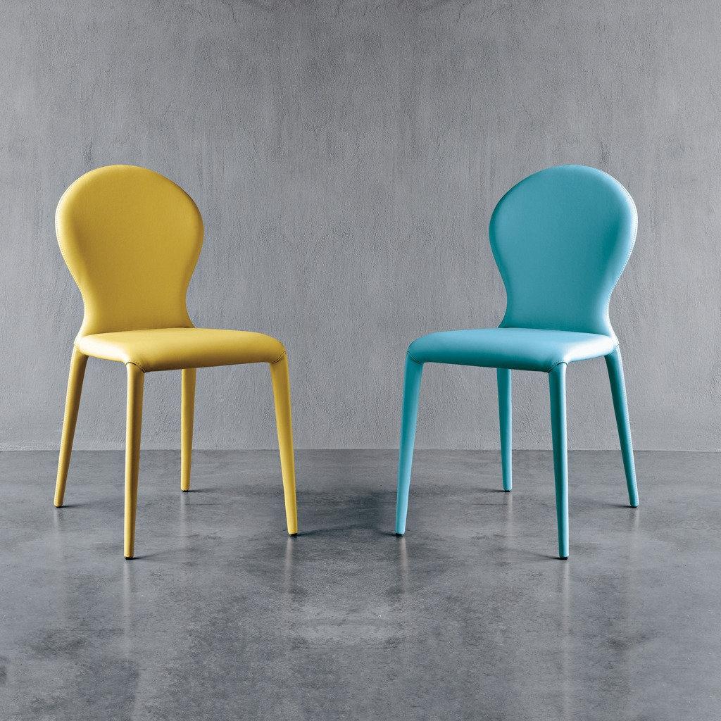 Tonin casa sedia round sedie a prezzi scontati - Tappezzare sedia costo ...