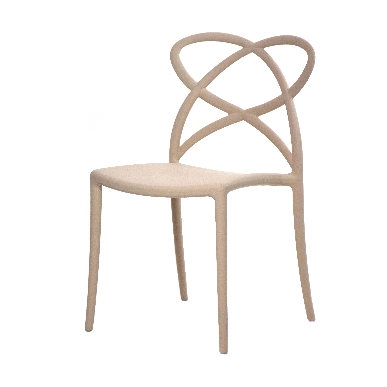 Varo sedia modello stella sedie a prezzi scontati for Sedia polipropilene