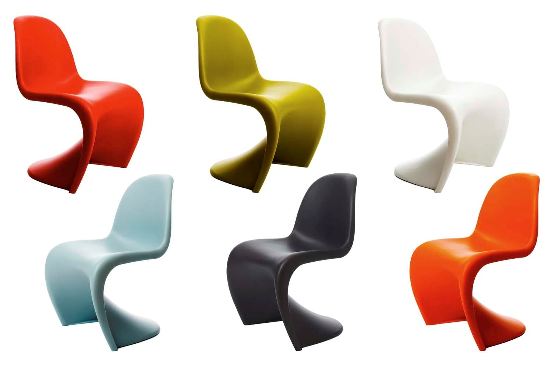 Vitra sedia panton chair design sedie a prezzi scontati for Sedie icone design