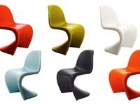 Vitra Sedia Panton chair Design - Sedie a prezzi scontati