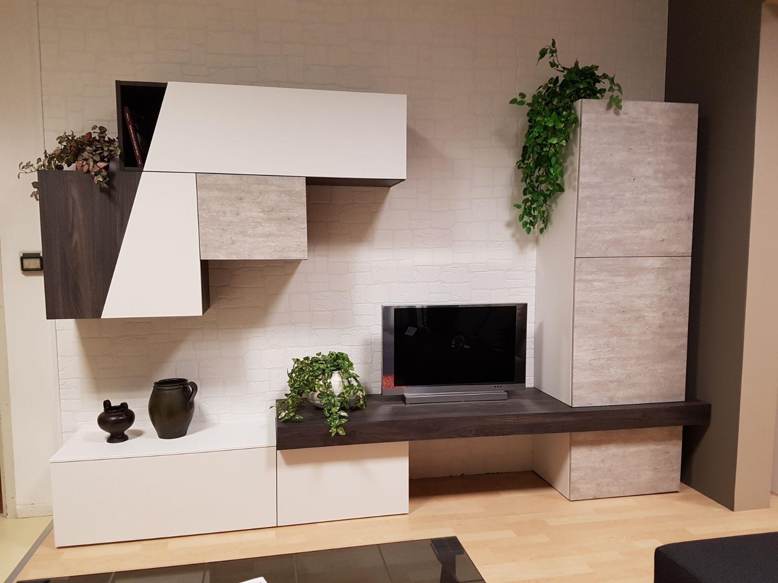 Emejing mobili contenitori soggiorno moderni photos - Mobili contenitori soggiorno ...