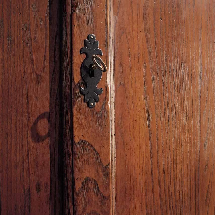 Armadio 1 anta in legno massello Collezione Rialto by Rossini ...
