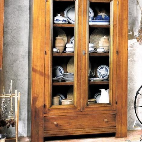 Vetrina i segreti legno classico   soggiorni a prezzi scontati