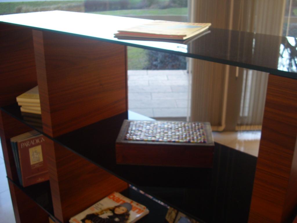 Calligaris soggiorno libreria lib scontato del 45 for Calligaris mobili soggiorno
