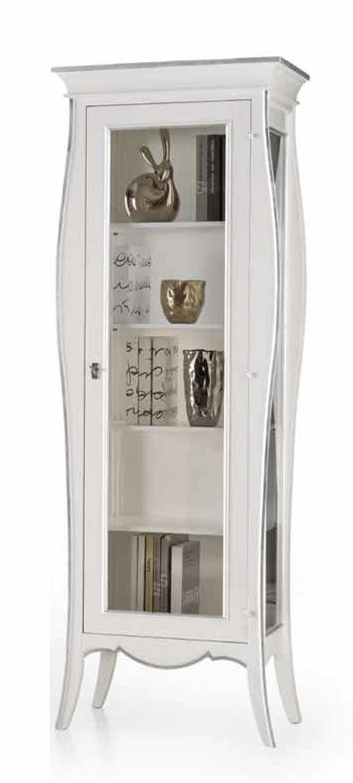Cassapanca porta tv e due vetrine per soggiorno for Vetrine per soggiorno