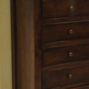 Cassettiera classica in legno