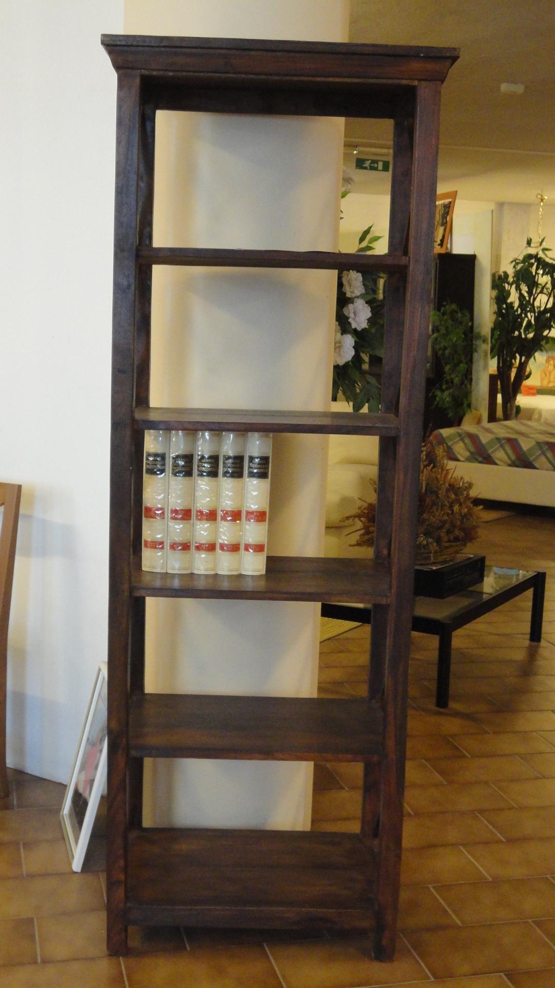 Castagnetti soggiorno libreria scontato del 70 for Mopar arredamenti
