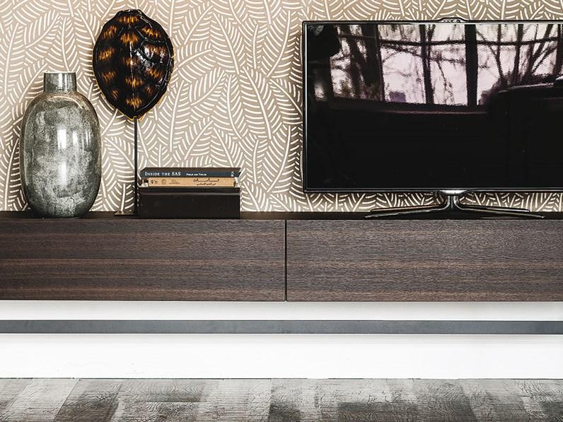 Credenza Moderna Porta Tv : Cattelan italia horizon madia consolle porta tv