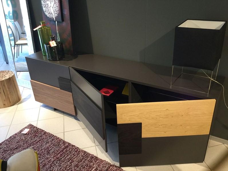 Arredamento Soggiorno Torino : Cattelan soggiorno credenza italia torino legno madie design