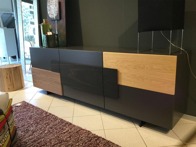 Cattelan soggiorno credenza italia torino legno madie for Mobili cattelan prezzi