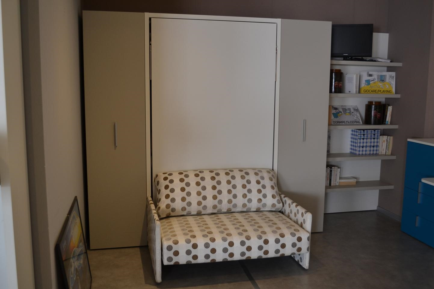 Clei altea book 120 sofa'