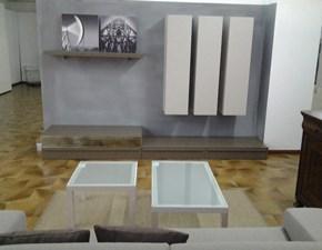 composizione mobile tv -parete attrezzata