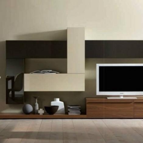 Santarossa soggiorno mediante scontato del 43 - Santarossa mobili prezzi ...