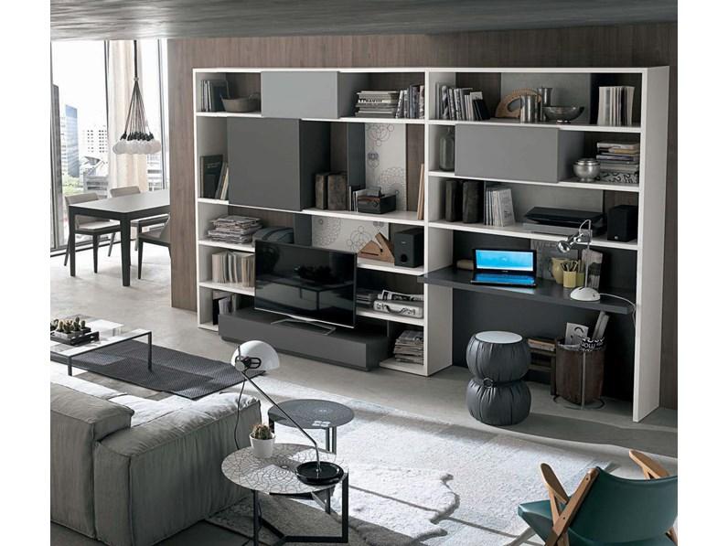 Composizione tomasella modello a021 for Dimensione casa arredamenti