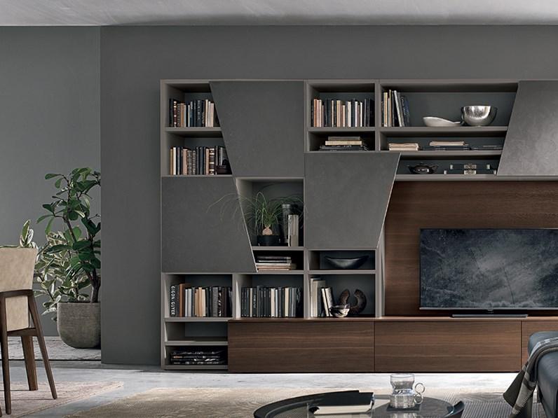 Composizione tomasella modello a028 for Dimensione casa arredamenti