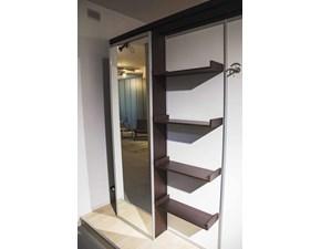 Composizione verticale da ingresso Gamma con specchio e appendiabiti