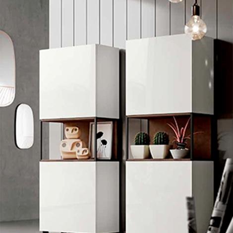 Armadietti da salotto idee per la casa for Armadietti moderni di mudroom