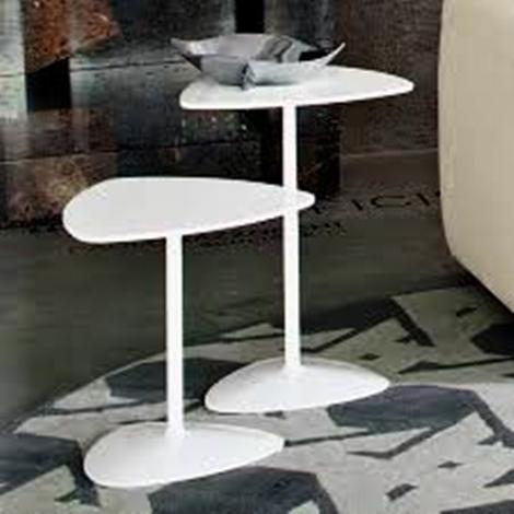 Coppia tavolini salotto soggiorni a prezzi scontati for Librerie componibili calligaris