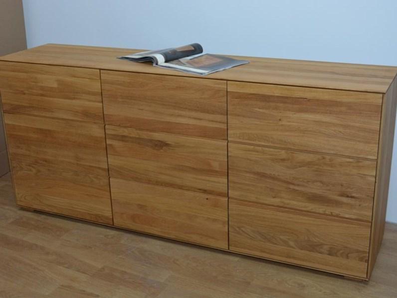 Credenza Moderna Legno Massello : Credenza natura legno massello sconto 46%