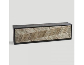 Credenza Db004117  Dialma brown OFFERTA OUTLET