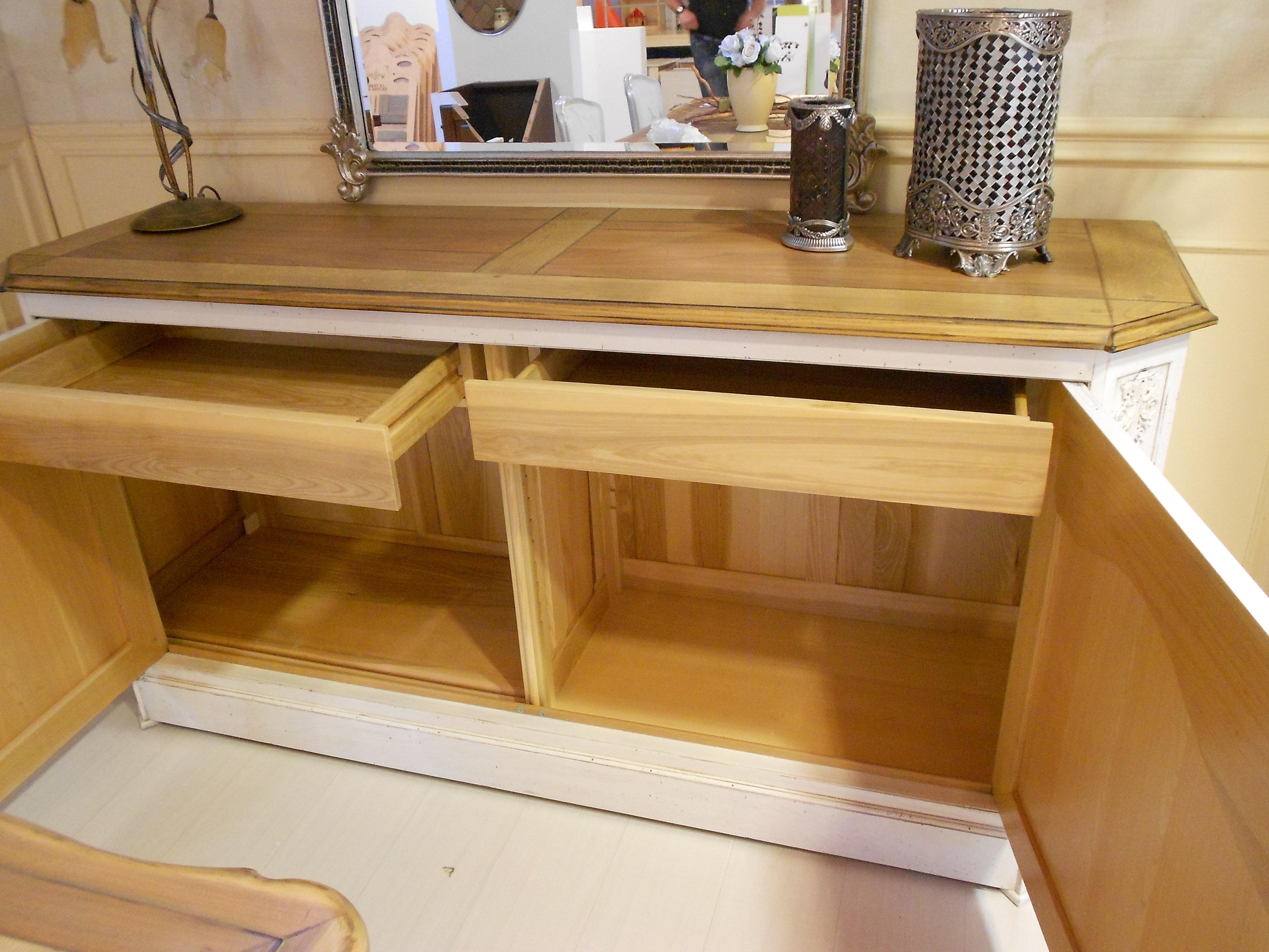 Credenza legno Grande Arredo scontata del 35% - Soggiorni ...
