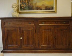 Credenza in legno in stile classico scontata del - 50%