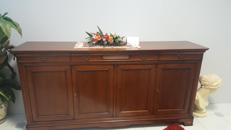 Soggiorno credenza massello scontato del 54 soggiorni for Piani di aggiunta di soggiorno