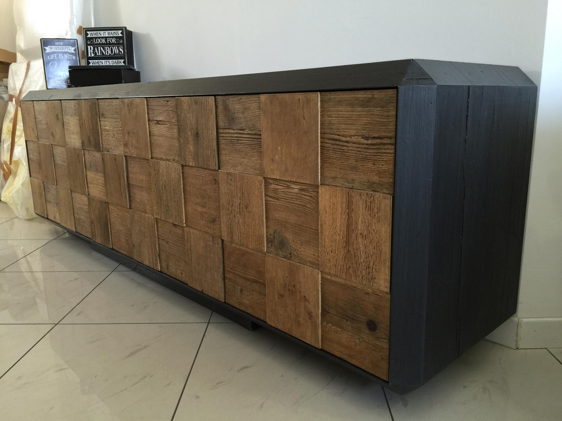Madia in legno idee di design per la casa for Mobili cattelan prezzi