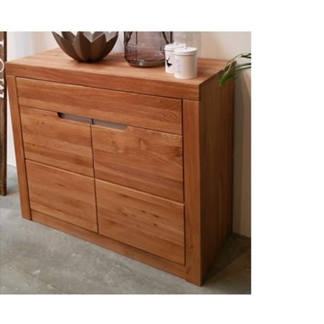Credenza moderna cucina soggiorno in legno 2 ante 1 - Ante cucina legno ...