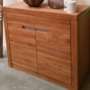 Credenza moderna cucina soggiorno in legno 2 ante 1 cassetto