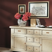 Credenza stile Country