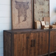 credenza industrial maxi in offerta convenienza outlet