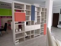 Doimo CityLine Soggiorno Libreria over citylife passante bifacciale ...