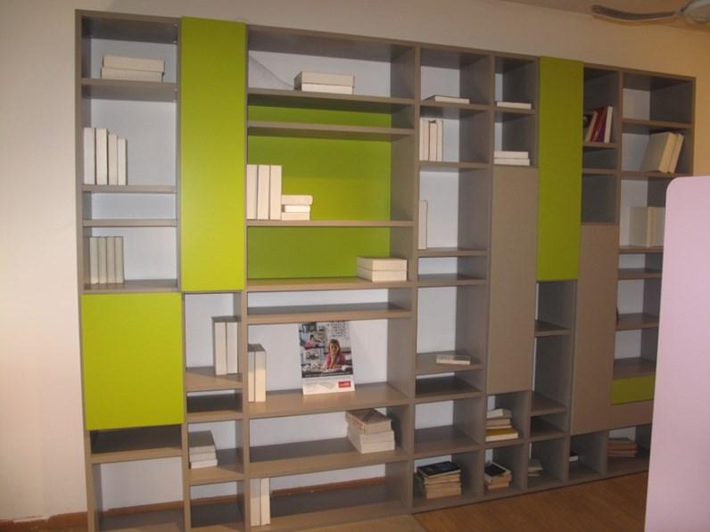 Doimo CityLine Soggiorno Libreria over doimo cityline scontato del -59 %