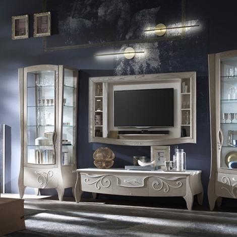 Fasolin soggiorno tresor scontato del 55 soggiorni a prezzi scontati - Soggiorni pareti attrezzate moderne ...