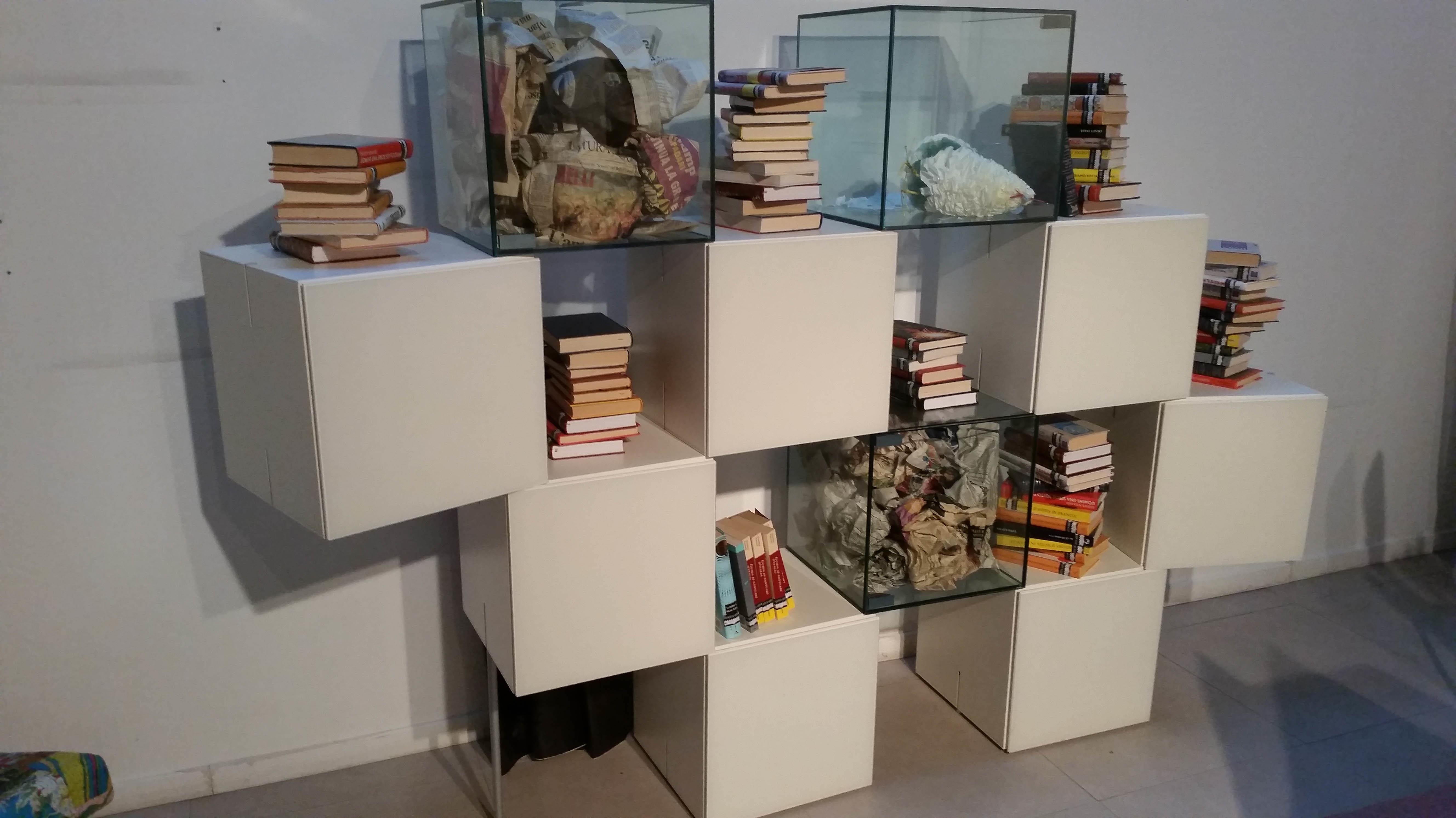 Lago soggiorno libreria net lago scontato del 50 for Lago mobili prezzi