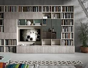 Libreria 04 space Siloma con un ribasso del 25%