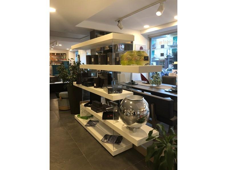 Libreria air lago offerta outlet for Lago outlet arredamento