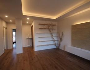 Libreria Albero Artigianale in legno a prezzo Outlet