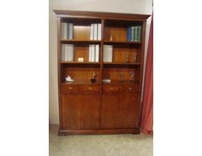 Libreria Arspa in legno Giusy in Offerta Outlet