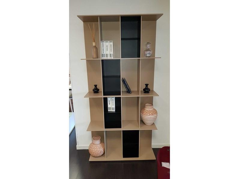 Libreria Calligaris Division in Offerta Outlet