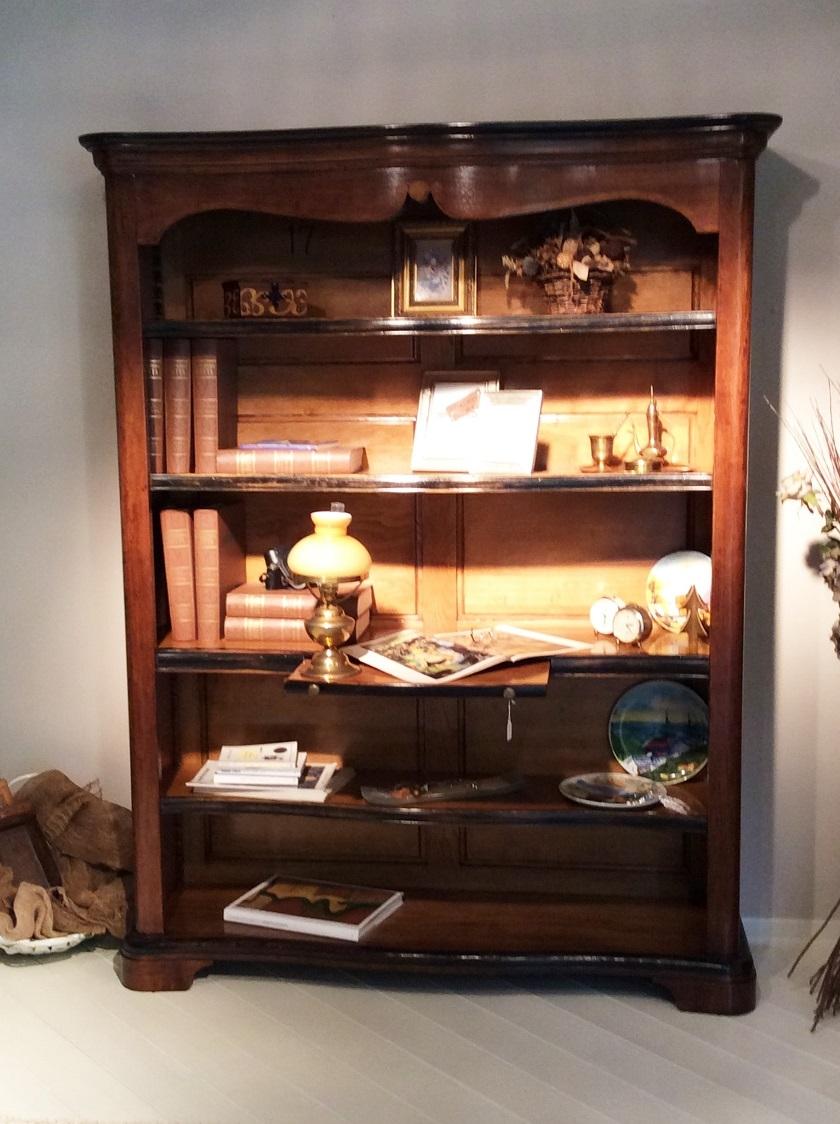 Soggiorno libreria classica legno librerie classico soggiorni a prezzi scontati - Giovanni visentin mobili ...