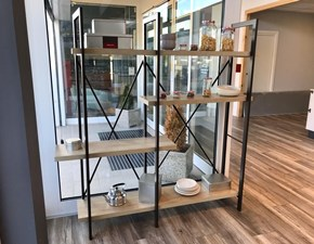 Libreria Creo kitchens Libreria creo kitchens PREZZI OUTLET