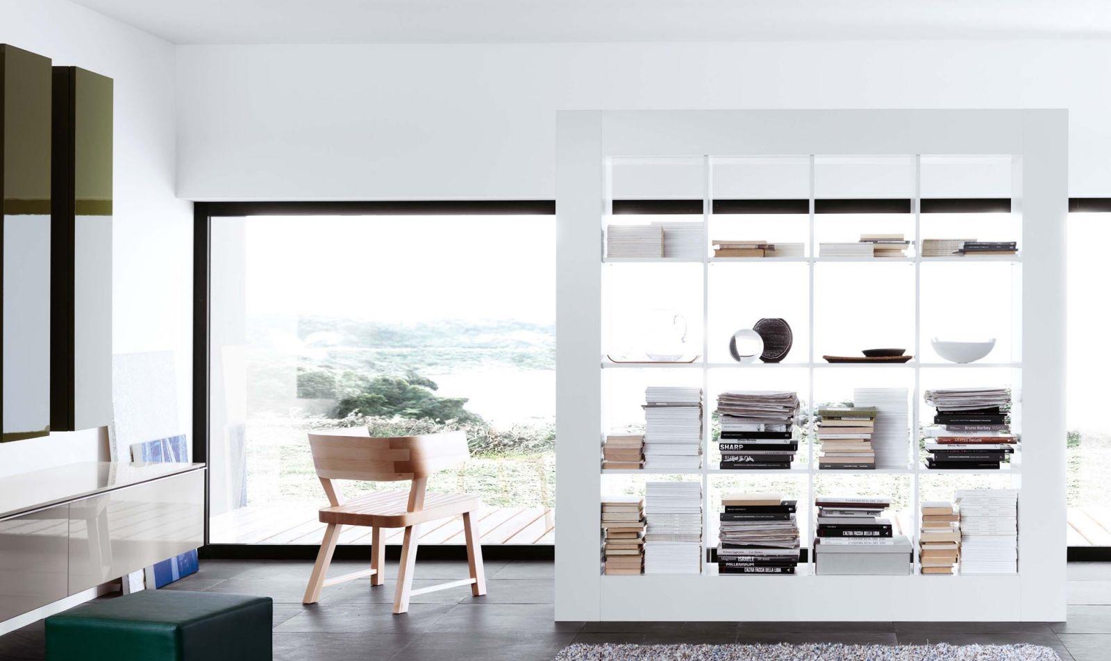Libreria di design in promozione - Soggiorni a prezzi scontati