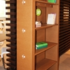 Libreria di design in cartone Kubedesign scontata del 30%