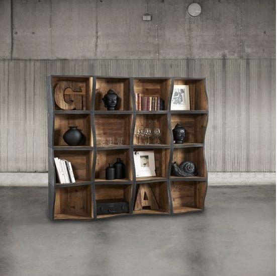 Beautiful Libreria Legno Grezzo Pictures - Home Design Ideas 2017 ...