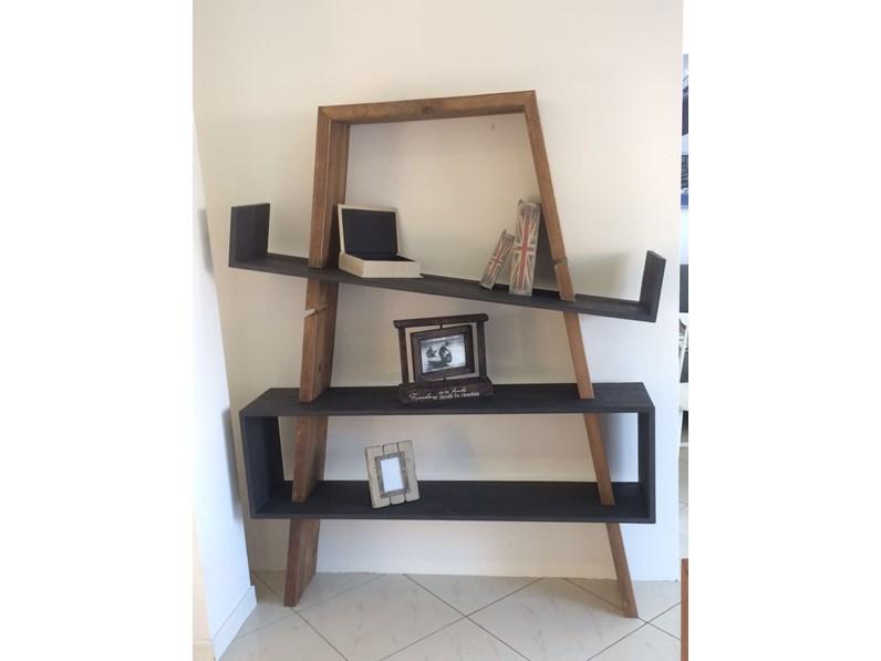 Modelli di librerie in legno porte libreria mobili for Librerie a basso costo