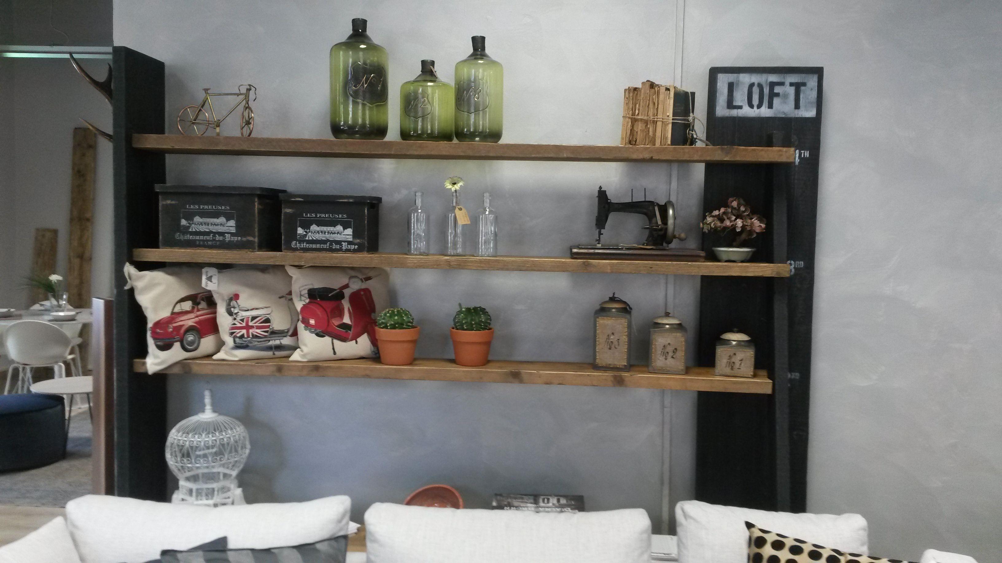 Libreria dialma brown in legno soggiorni a prezzi scontati - Soggiorni in legno ...
