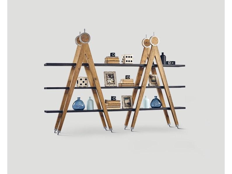 Libreria etag re dialma brown in stile design a prezzo for Design scontato