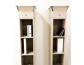 Libreria in laccato opaco stile design Albor B&b barcellona Design